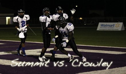 Summit vs. Crowley