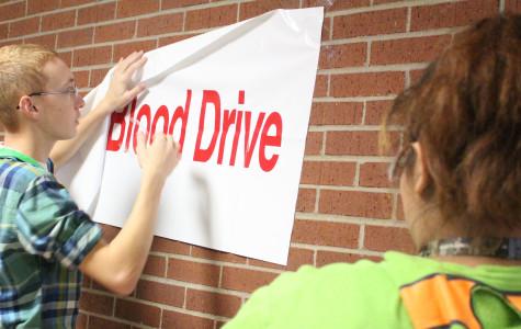 JROTC drives blood donations