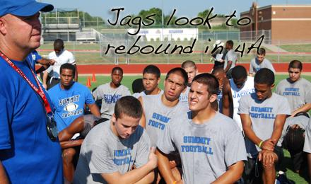 Jags look to rebound in 4A