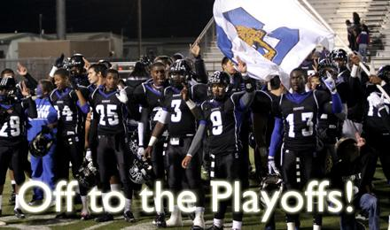 Off to the Playoffs!